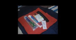 UMCOR hygiene kit