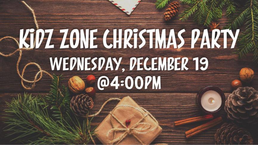 Kidz Zone Christmas