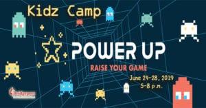 Power Up! Kidz Camp