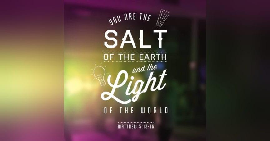 Matthew 5:13-16
