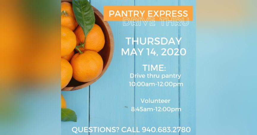 Pantry Express Drive Thru