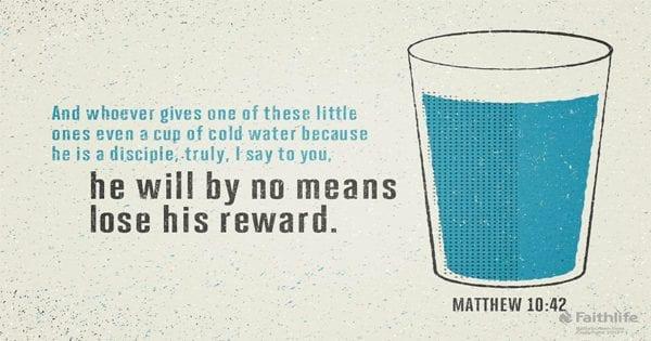 Matthew: 10-42
