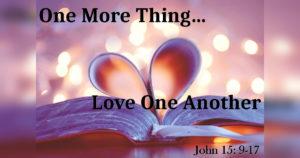 John 15:9-17