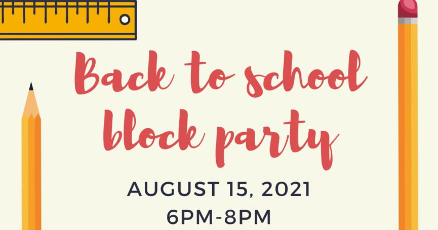 Back-to-School Block Party