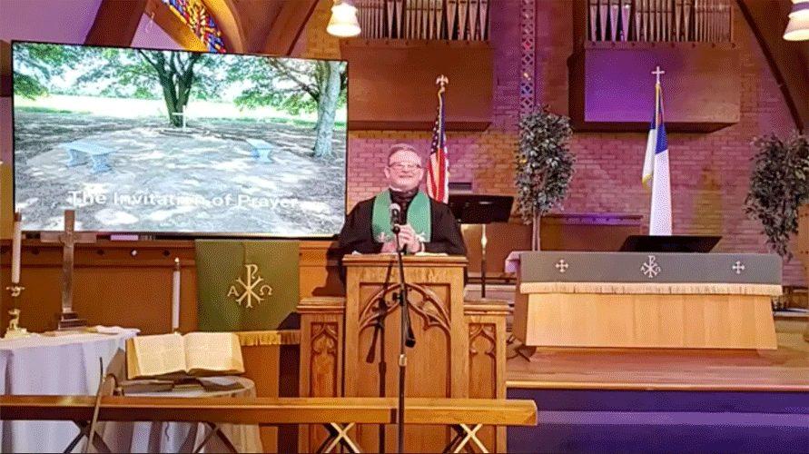 July 19, 2020 Worship Service at First UMC Bridgeport